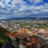Z Trenčianskeho hradu