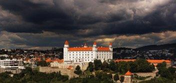Ďeň nezávislosti nad Bratislavou