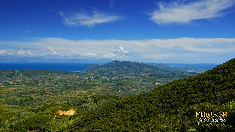 Pantokrator na Korfu