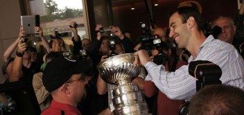 Stanley Cup na ryžový nákyp