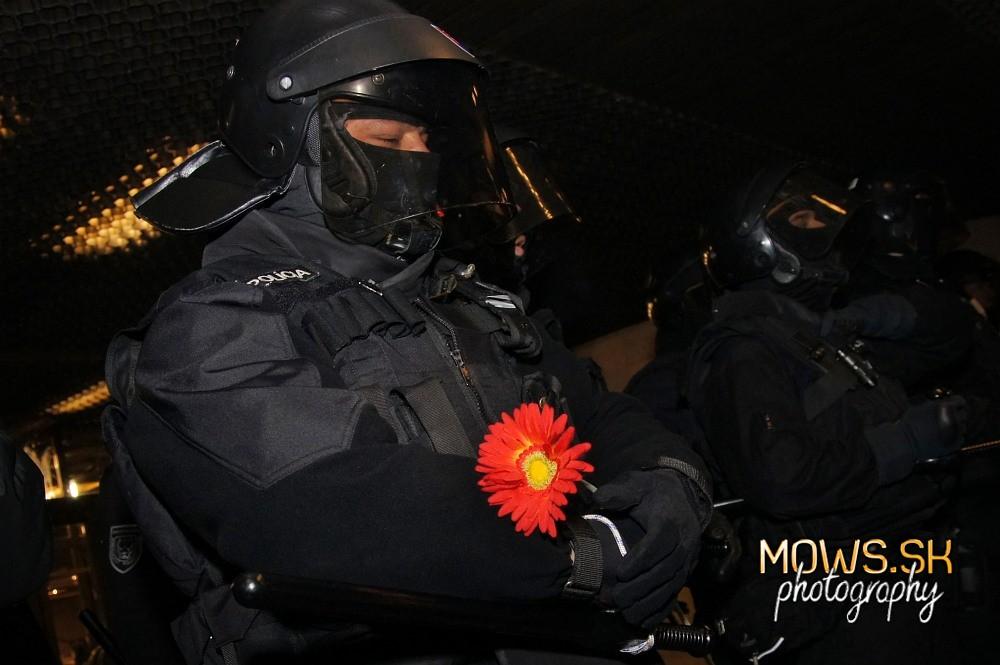 Nežná revolúcia 2012