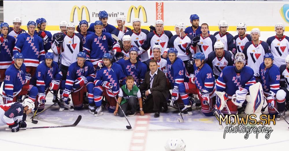 Rangers na pamiatku