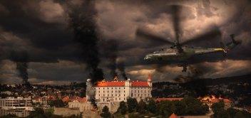 Útok na Bratislavu