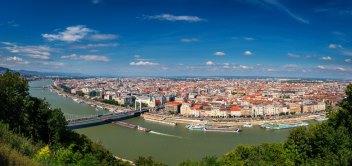 Budapeštianska panoráma