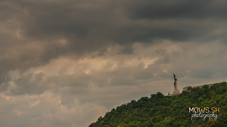 Citadela v Budapešti