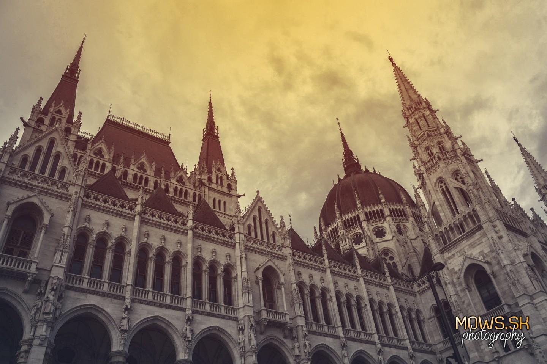 Parlament v Maďarsku