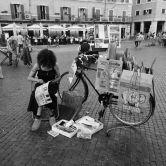 Kreatívny bicykel