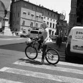 Vysoká cyklistická obuv