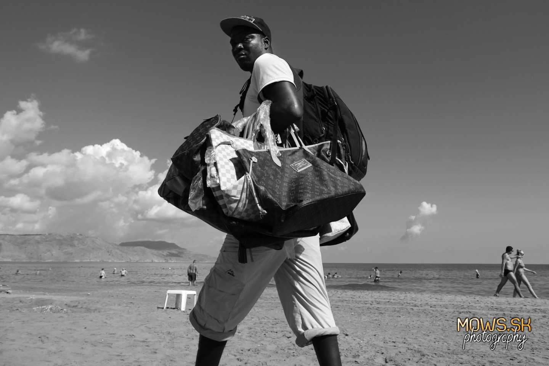 Plážový pupuš